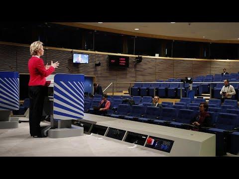 الاتحاد الأوروبي: 15 مليار يورو لمكافحة كورونا واستراتيجية منسقة للخروج من العزل…  - نشر قبل 30 دقيقة