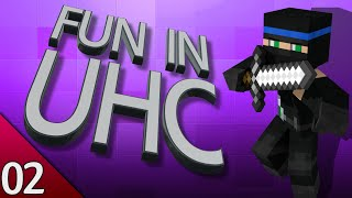 Fun in UHC #02: Did anyone find a cow? - Conflictt