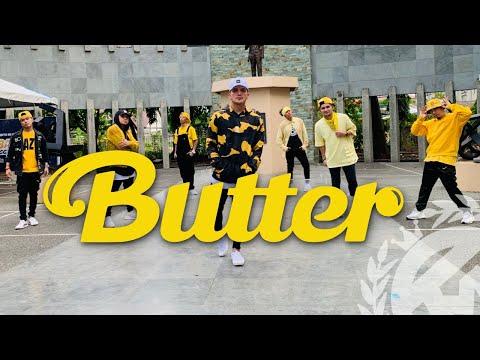 BUTTER By BTS | Dance | Zumba | KPop | TML Crew Kramer Pastrana