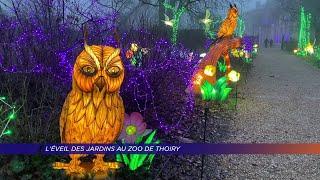 Yvelines | L'éveil des jardins au zoo de Thoiry