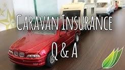 Caravan insurance questions answered