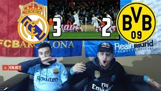 MESSI FAN REACTS TO: C.RONALDO NEW RECORD IN 3-2 WIN - REACTION