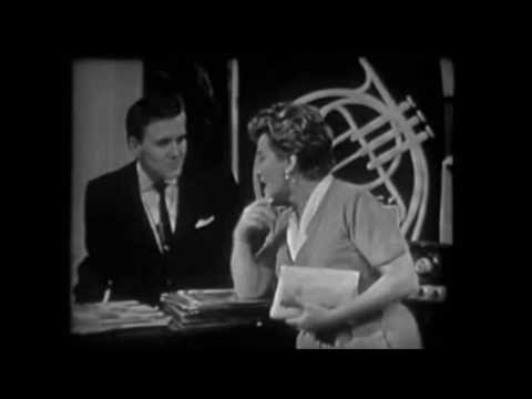 Billy Fury on The Jean Carroll Show