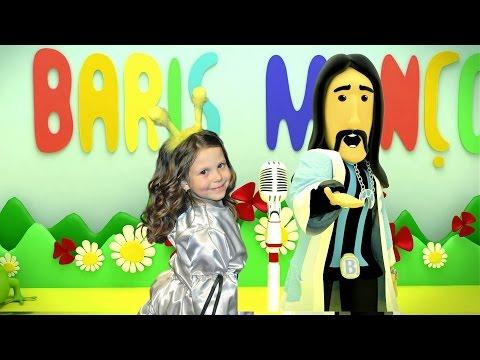Ceylin - H | Arkadaşım Eşşek ft Barış Manço - Nursery Rhymes & Super Simple Kids Songs Sing & Dance