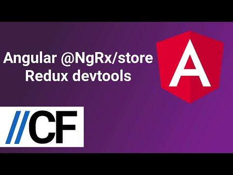 Angular State Management Tutorial Part 1: @Ngrx Store, Redux Dev Tools thumbnail