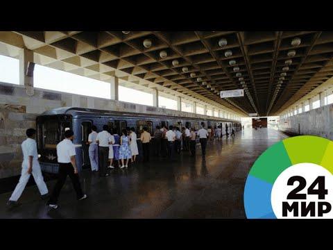 Из-за отключения электричества в Ереване встало метро