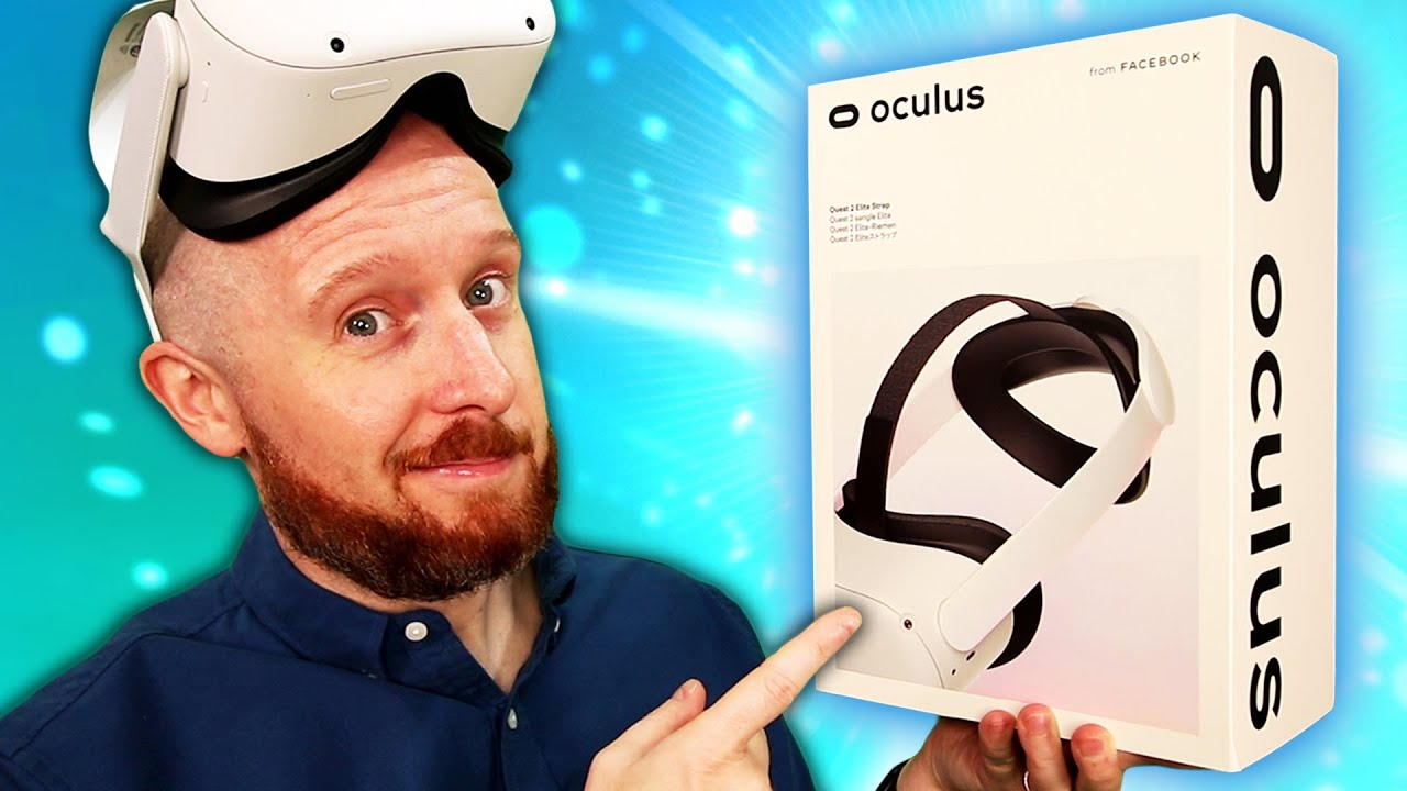 Oculus Quest 2 Elite Headstrap A Must Have Accessory?