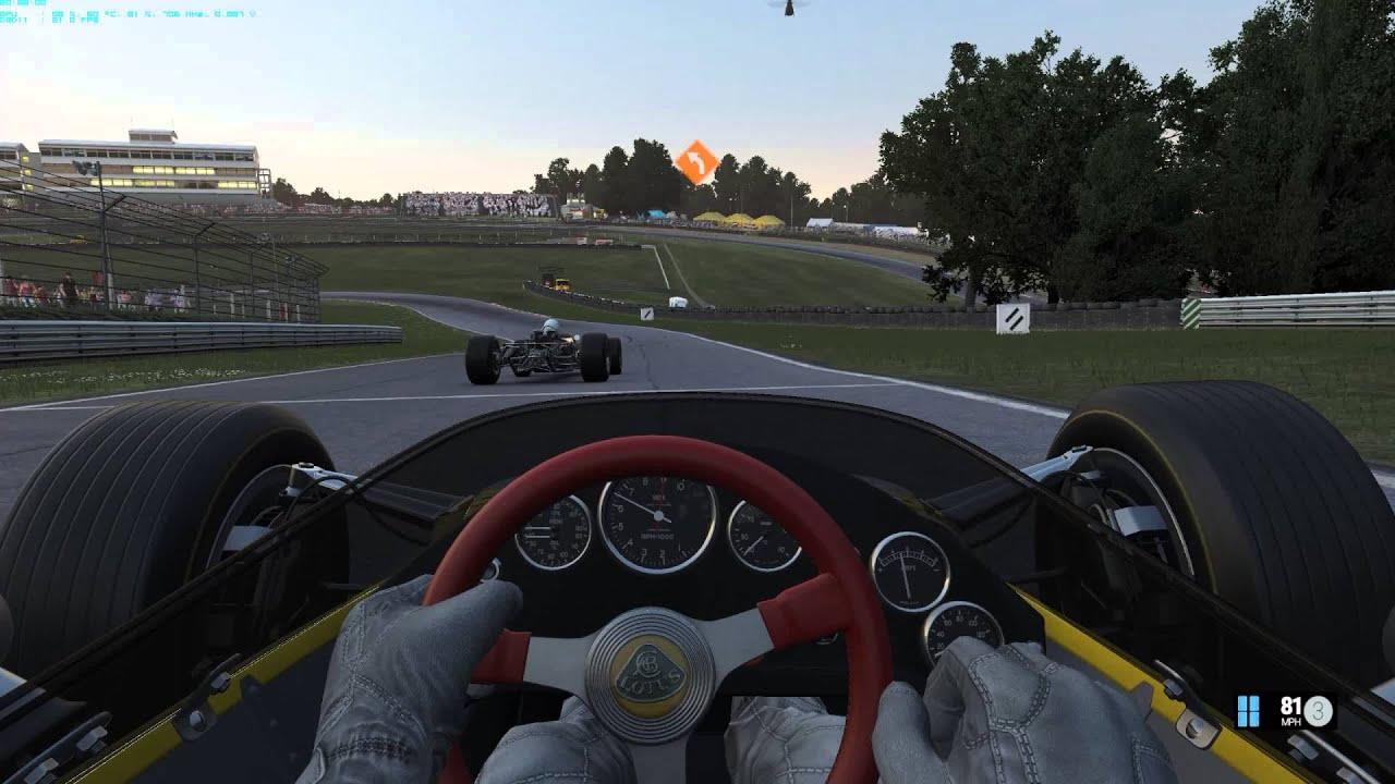 project cars 4k nvidia dsr test youtube