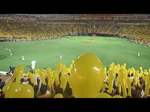 Fukuoka Hawks Jet Balloons Release July 10th 2016