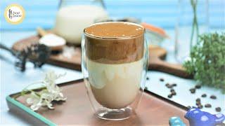 Dalgona Mocha Coffee Recipe By Food Fusion