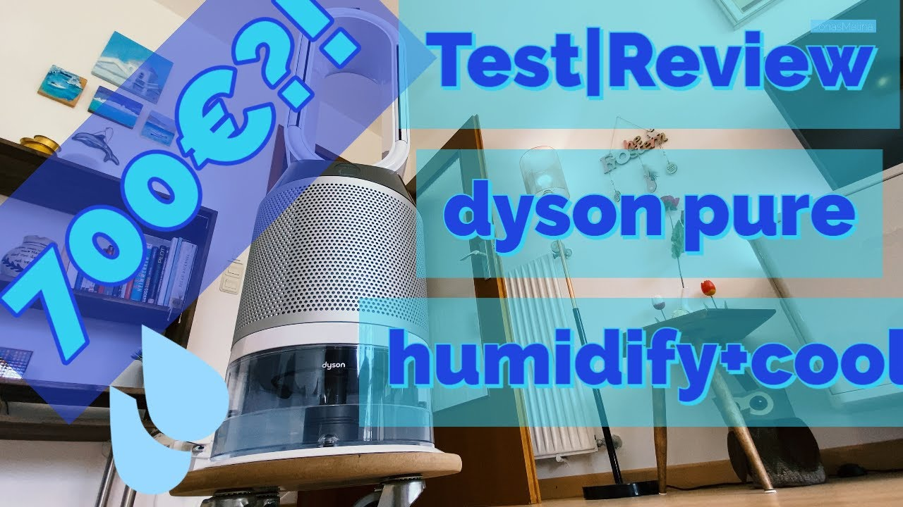😲700€?! - Test|Review: dyson pure humidify+cool💦