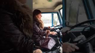 видео КамАЗ-5320