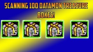 Digimon masters online scanning 500 easter gift box global digimon masters online scanning 100 datamon boxes negle Choice Image