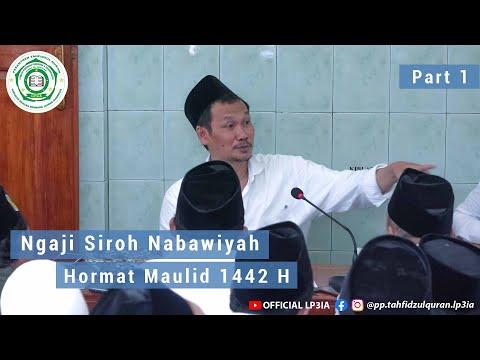 (LIVE) Gus Baha | Ngaji Kitab Siroh Nabawiyyah Dalam Rangka Hormat Maulid Nabi 1442 H Pt.1