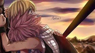 """Хвост феи - Нацу и Люси """" Ангел """""""