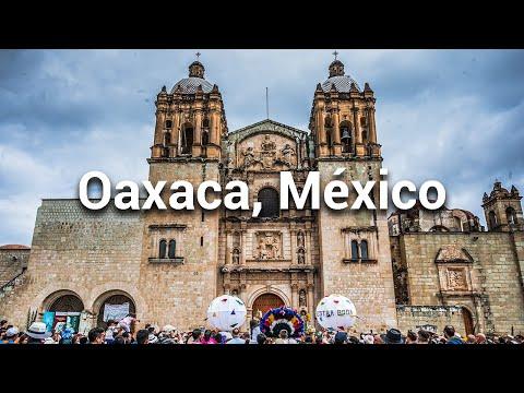 Visitando Oaxaca, México / ¿Qué hacer y qué comer? - Diana y Aarón (DYA)