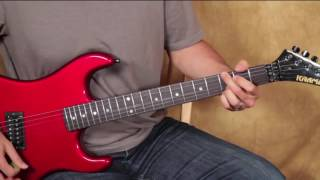 2 Iconic guitar tips (Van Halen Style)