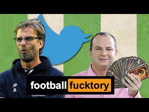 Football Fucktory - ludzkie dramaty naTwitterze, telefon dowróżbity, Liverpool dostaje włeb