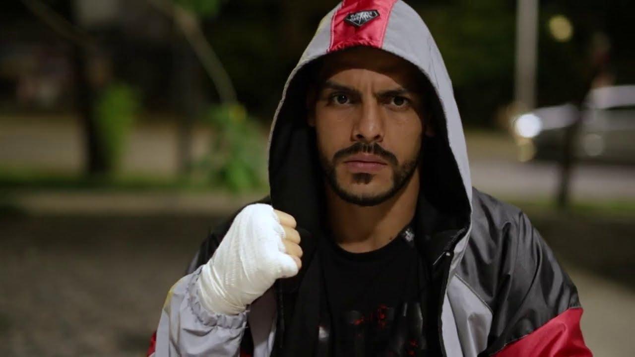 BE STRONG- Hugo Flores.