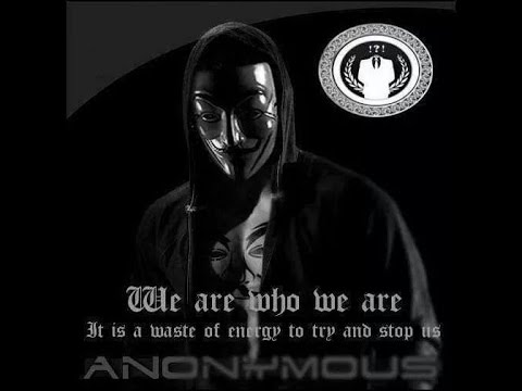 Anonymous - Declares War Against Hong Kong Police