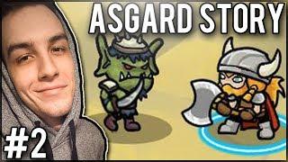 ALE PIĘKNY FENRIR! - Asgard Story #2