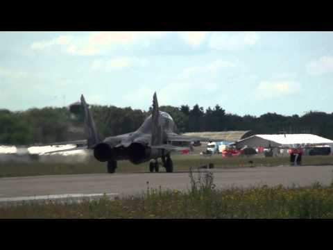 MiG-29UB 4110 Polish