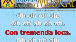 Bailando Luan Santana e Enrique Iglesias Karaoke