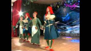 ABKHAZIA DANCE .Абхазский танец