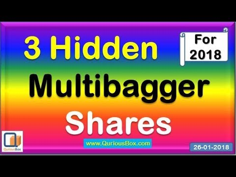 Multibagger for 2018 |Stocks under Rs100| Multibagger Shares| share under Rs150 | Qriousbox