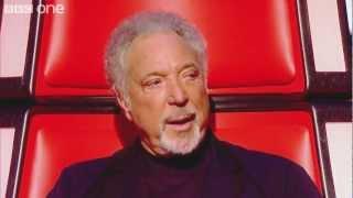 Tom Jones Gets Vocal - The Voice UK - BBC One
