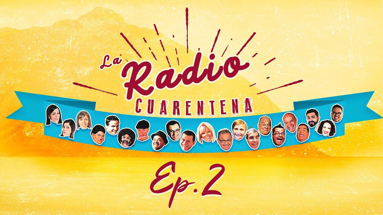La Radio Cuarentena Ep2 📺