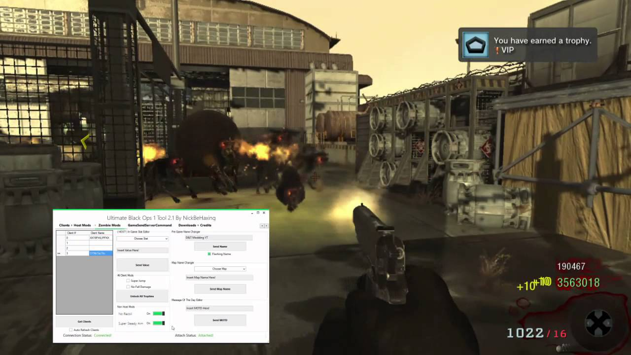 [BO1|1 13|PS3] Free Ultimate RTM Tool Zombies/Multiplayer + Download