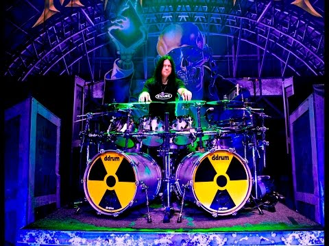 SHAWN DROVER On ACT OF DEFIANCE Debut Album, MEGADETH & Decline In Album Sales (2015)