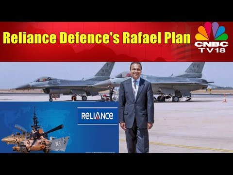 Reliance Defence Gears Up for Rafale Jets Manufacturing Plan | CNBC-TV18 Exclusive