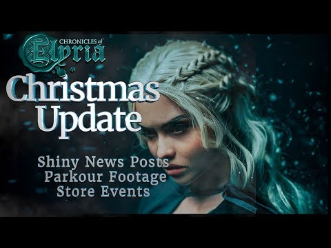 Chronicles of Elyria MMORPG (Christmas Update) 12/20/19 – ⚜Gameplay Footage, New Tribes, Domains