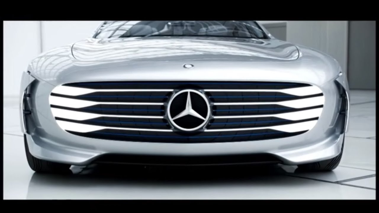 New Concept Car By Mercedes Benz Self Driving Auto Pilot