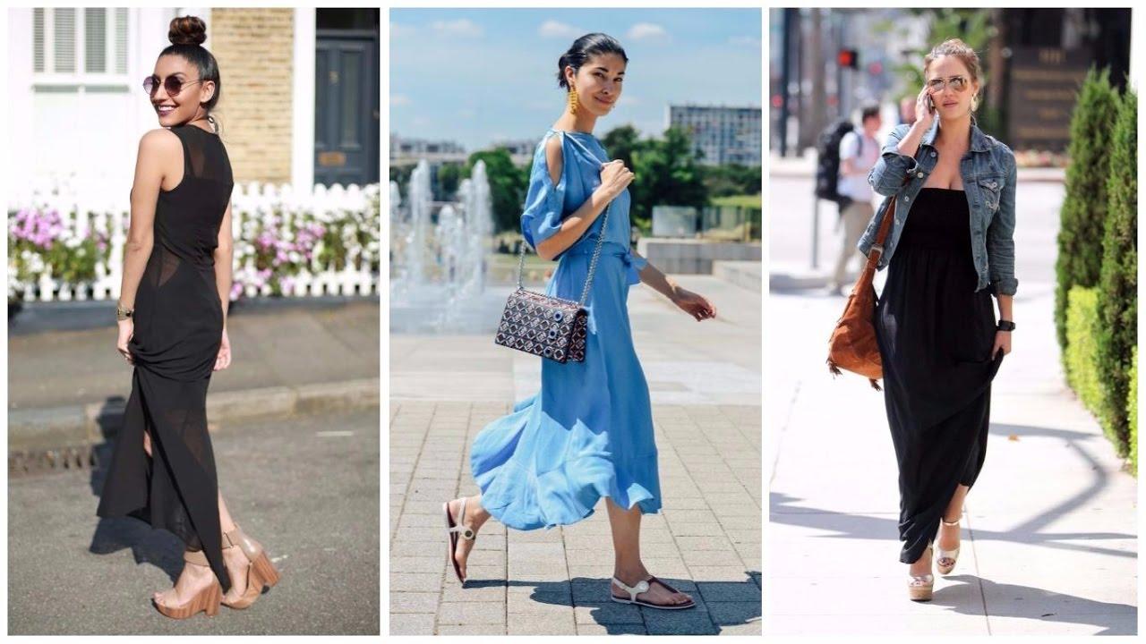 Zapatos Para Vestidos Largos 2017 Zapatos Moda Mujer Vestidos