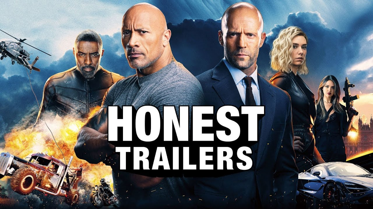 Honest Trailers | Hobbs & Shaw