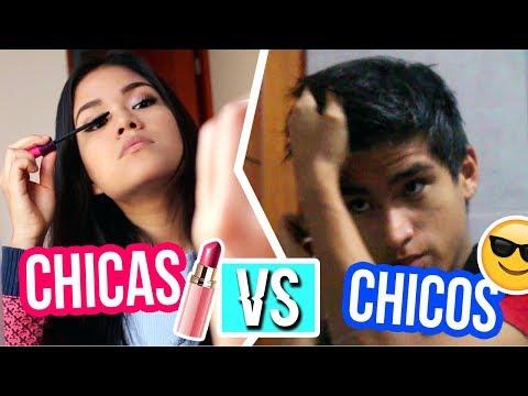 RUTINA DE MAÑANA: Chicos Vs. Chicas | MORNING ROUTINE | TakeThisTip ♥