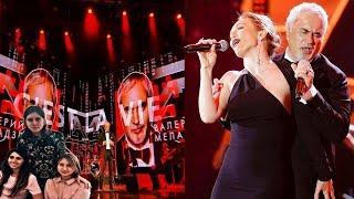 Валерий Меладзе  довел до слез дочку, певец защитил честь Альбины Джанабаевой.