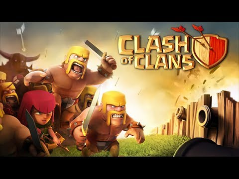 Clash of clans  - Trailer HD (download game app for Android & Iphone)