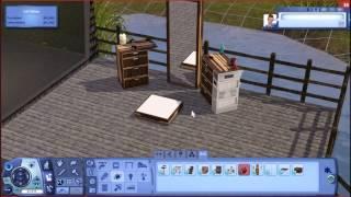 The Sims 3 Ambitions Oynayalım! { Bölüm 1 } CAS ve Yaşanacak Ev