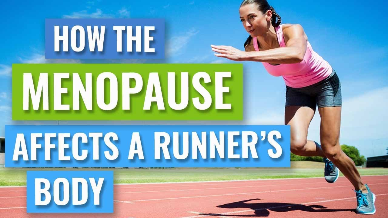 How the Menopause affects a Runner's body - YouTube