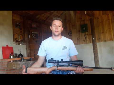 Customização Rifle CBC 8022