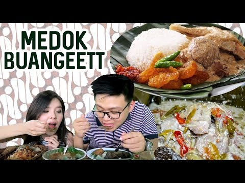 Nyobain Makanan Jawa Tengah !!!