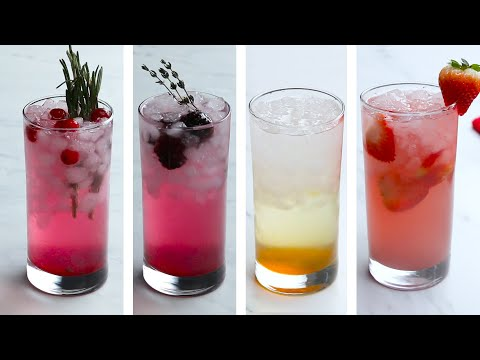 4 Homemade Sodas Sweetened With Honey