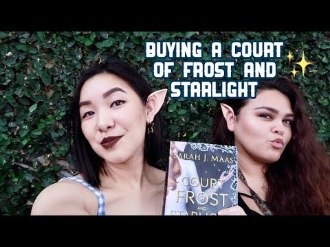a court of frost and starlight editions