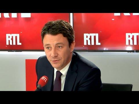 Benjamin Griveaux est l'invité de RTL