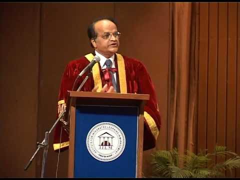 IILM Graduate School of Management, (Speech by VN ...