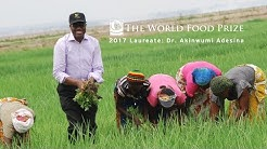 2017 World Food Prize